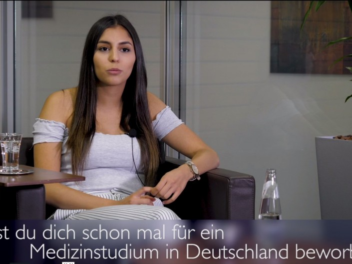 Interview, Testimonial about Berlin Medical Academy